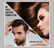 Controls Hair fall & Dandruff