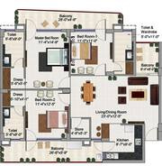 DREAM HOME 3 BHK  near CHANDIGARH