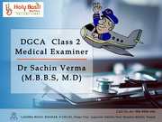 DG Shipping Approved Medical Examiner | DGCA Class 2 Medical