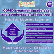 COVID home care package ,  COVID home care assistance