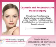 Consult Plastic Surgeons Online Chandigarh
