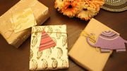 Please Your Clients with Custom Printed Diwali Gift Packing Paper
