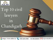 Top 10 Civil lawyers in Chandigarh