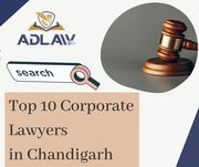 Top 10 Corporate Lawyers in Chandigarh