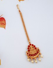 Buy An Exclusive Collection Of Maang Tikka at Anuradha Art Jewellery.
