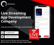 live streaming app development company