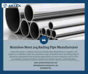 Buy Stainless Steel 304 Railing Pipes