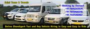 Tempo traveller service in Chandigarh - Saini Tour Travels