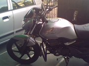 honda unicorn 190cc one month old for immediate sale.